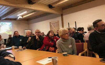 Rapport från mötet på Björketorps Gård