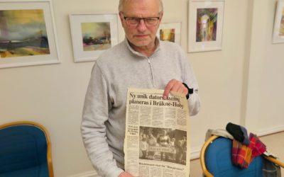 """""""Efter 20 år: Pagels lämnar ordförandeposten"""""""