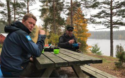 Rundtur med Niklas Kämpargård
